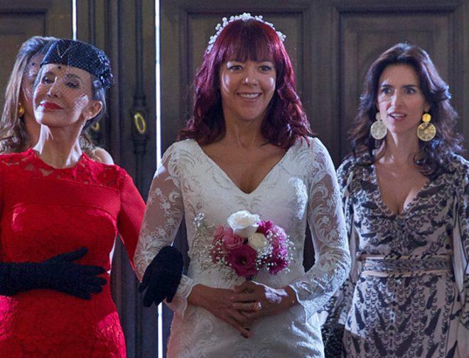 Fotos de Dulce Familia, la Nueva Película de Fernanda Castillo y Florinda Meza