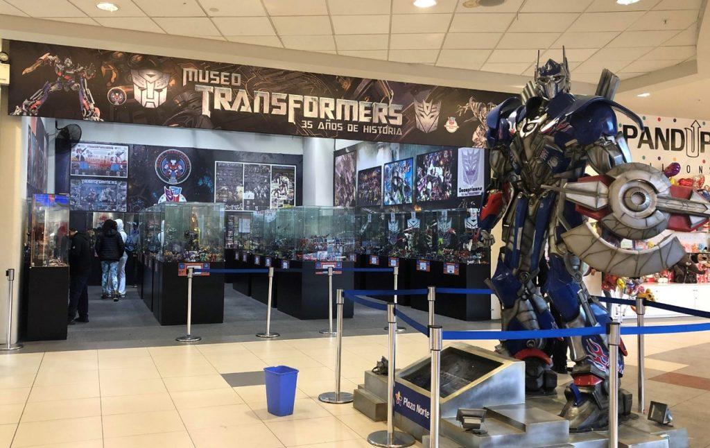 Foto de Hasbro Perú Celebra los 35 Años de Transformers en Plaza Lima Norte