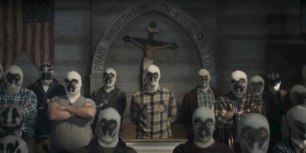 Foto de HBO confirma que en octubre llegará la esperada serie de Watchmen
