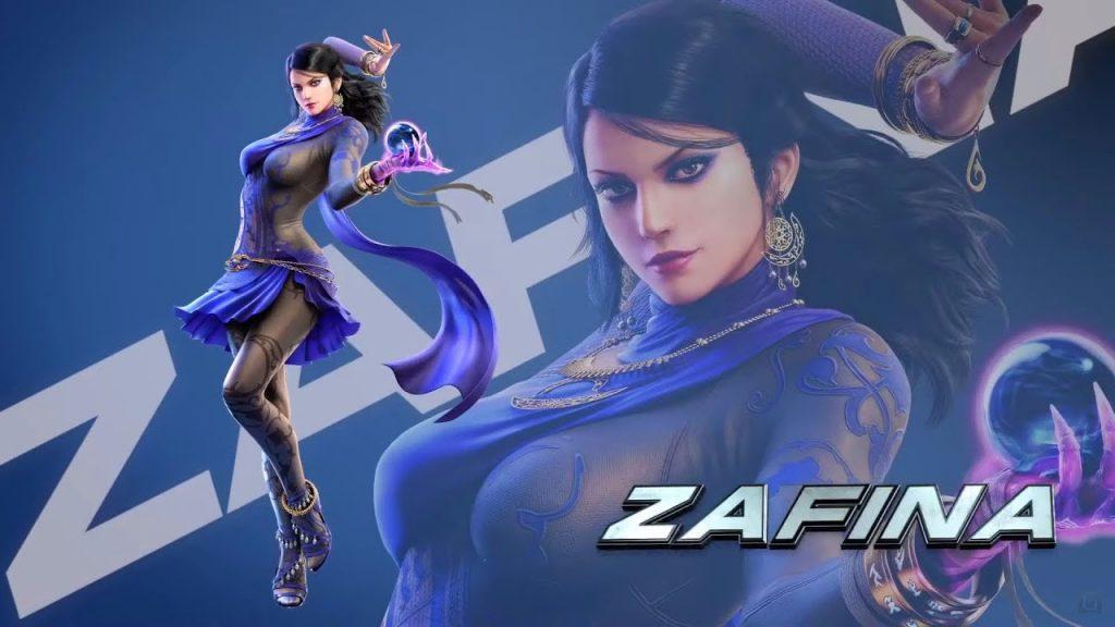 Foto de La Tercera Temporada de Tekken 7 Empieza con la Llegada de Zafina