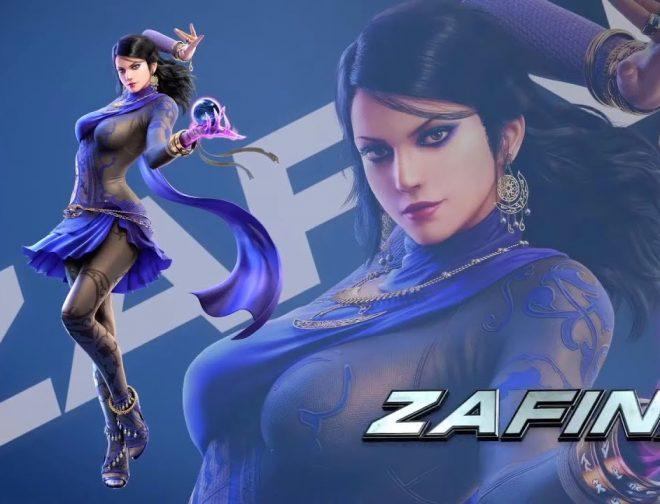 Fotos de La Tercera Temporada de Tekken 7 Empieza con la Llegada de Zafina