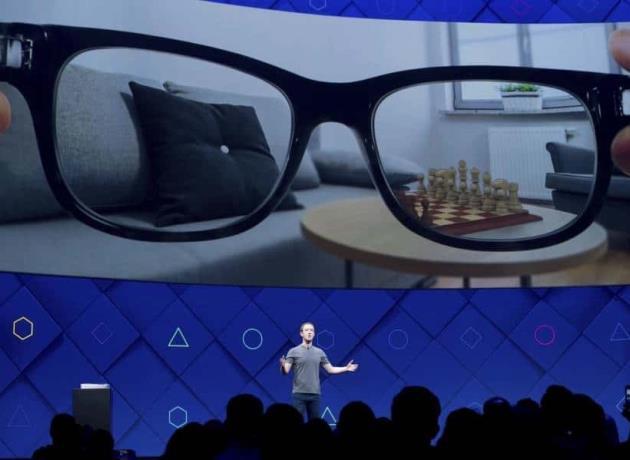 Fotos de Facebook se une con Rayban para el nuevo lanzamiento de lentes inteligentes con realidad aumentada