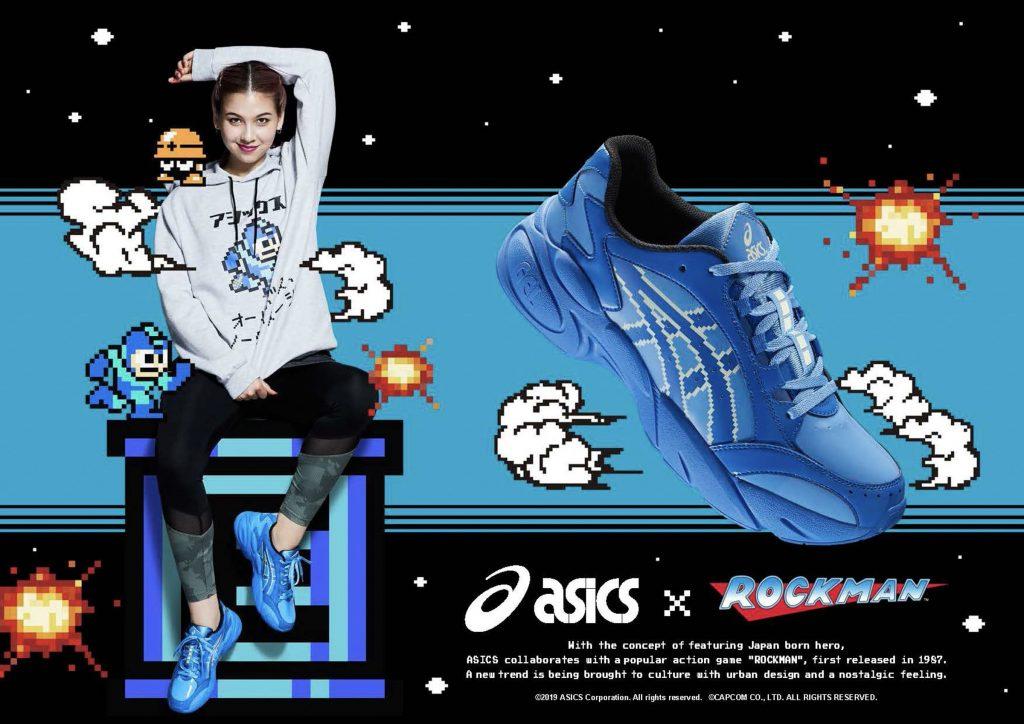 Foto de En Noviembre Llegan las Zapatillas y Ropa de la Colección ASICS x Rockman