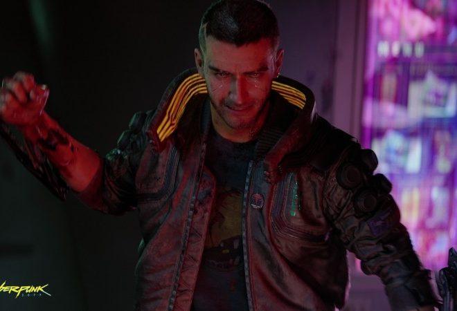 Fotos de Nuevo Detrás de Cámaras del Último Tráiler de Cyberpunk 2077