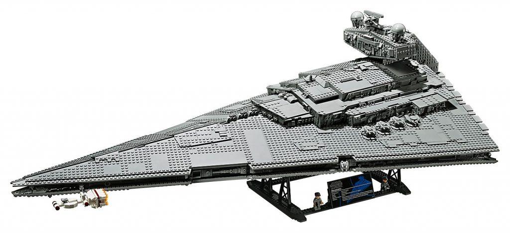 Foto de LEGO lanza la versión más completa del Destructor Imperial de Star Wars