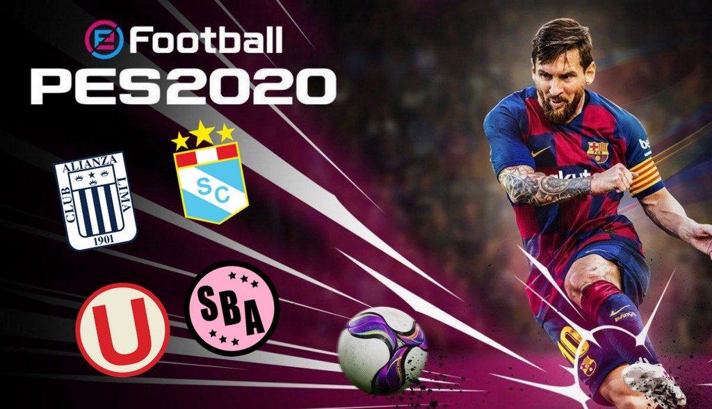 """Foto de La Tienda Online """"Linio"""" logra su mejor preventa con el nuevo eFootball Pro Evolution Soccer 2020"""
