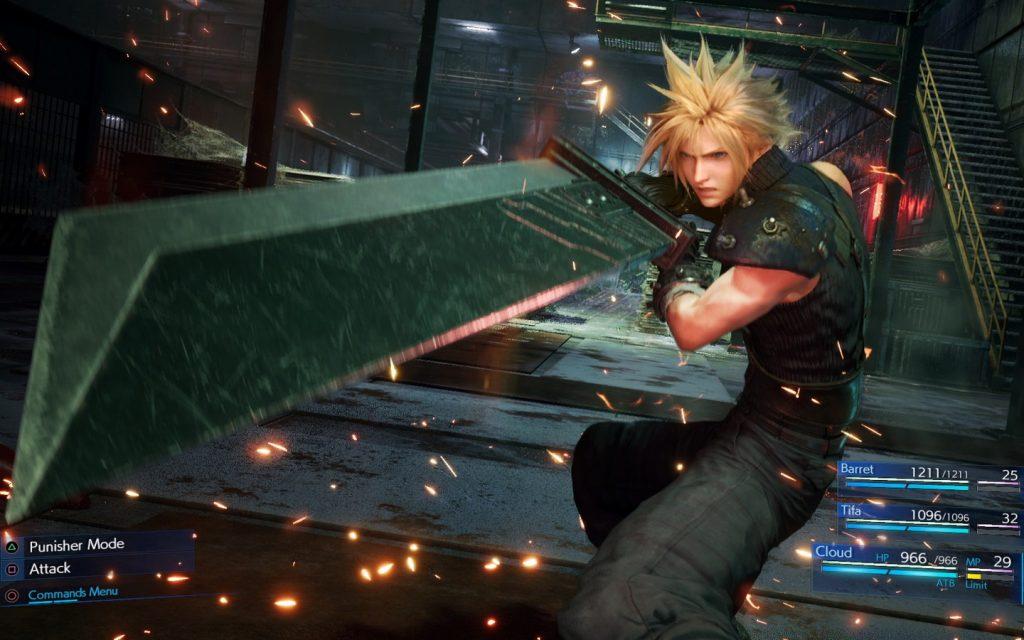 Foto de Invocaciones, agentes de Shinra y más en el nuevo trailer de Final Fantasy VII