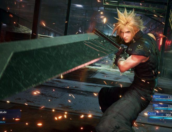 Fotos de Invocaciones, agentes de Shinra y más en el nuevo trailer de Final Fantasy VII