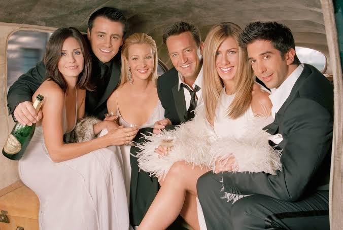 Foto de Google celebra los 25 años de Friends con divertidos guiños a la serie