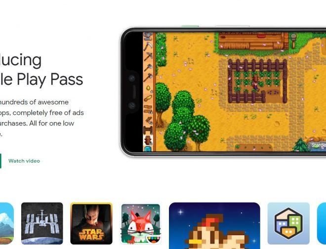 Fotos de Google presenta Google Play Pass