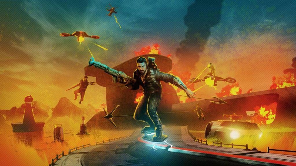 Foto de Gameplay de Just Cause 4: Danger Rising