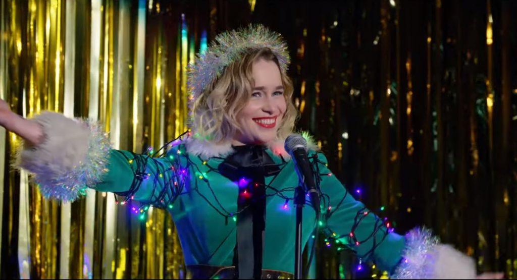 Foto de Emilia Clarke regresa al cine en Last Christmas