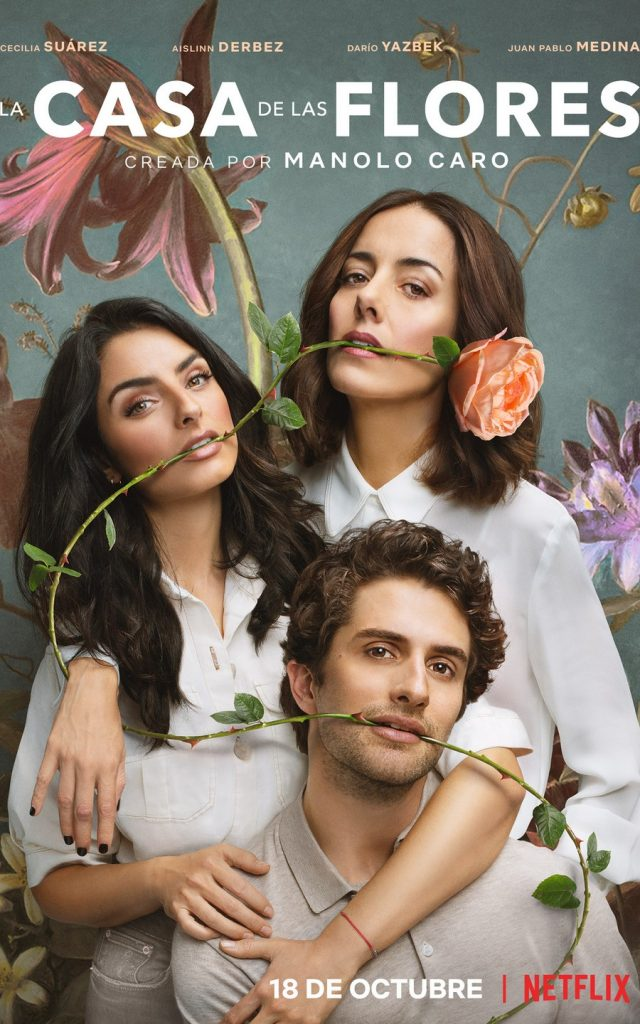 Foto de La Casa de las Flores presenta primer trailer de la segunda temporada