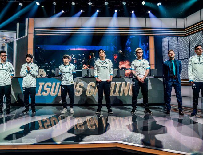 Fotos de Mundial de LoL 2019: Termina la etapa de Play In con Isurus Gaming eliminado