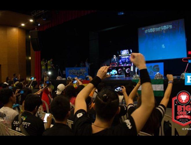 """Fotos de El Torneo Internacional de Pump It Up """"B1G ONE"""", Llega a Lima"""