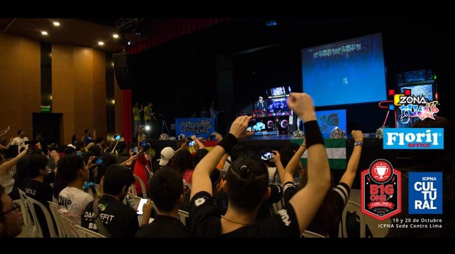 """Foto de El Torneo Internacional de Pump It Up """"B1G ONE"""", Llega a Lima"""
