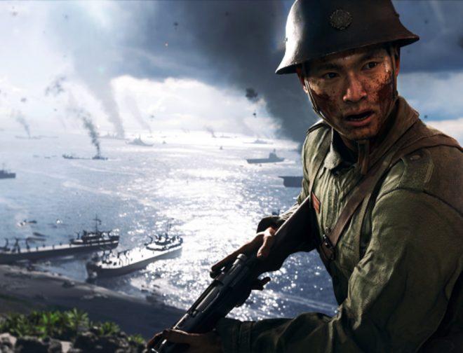 Fotos de Impactante Tráiler de Battlefield V: Guerra del Pacífico