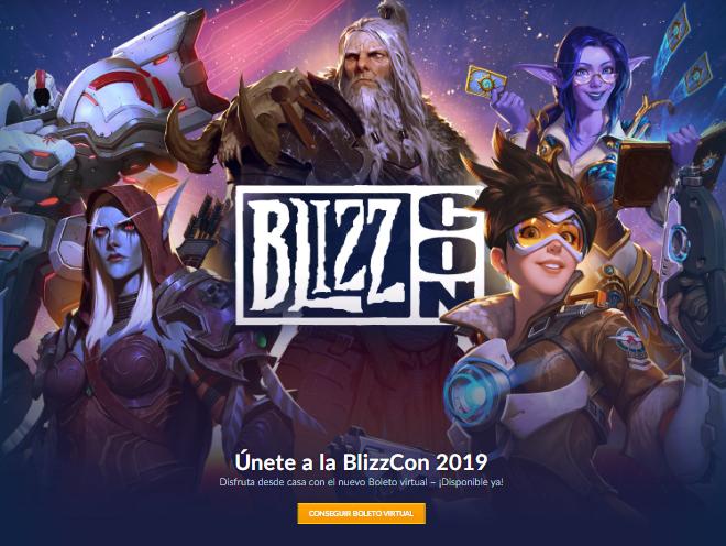 Fotos de Disfruta de la BlizzCon 2019, desde la Comodidad de tu casa con el Boleto Virtual