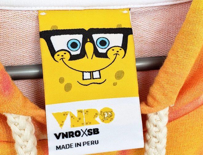 Fotos de Nickelodeon se une al diseñador peruano Edward Venero para crear la Colección ¨Sabor Peruano¨de Bob Esponja