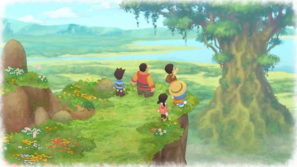 Foto de Doraemon Story of Seasons lanza para Nintendo Switch y PC