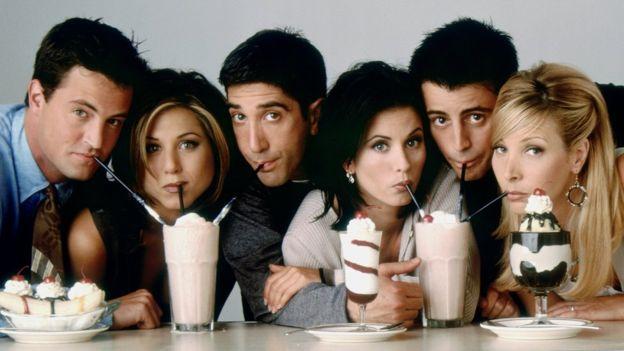 Fotos de Celebra los 25 años de Friends viendo sus mejores Episodios en el cine