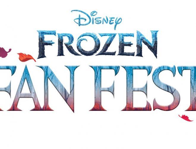 Fotos de Frozen Fan Fest, el Evento para Conocer todos los productos inéditos de Frozen 2