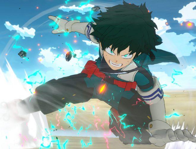 Fotos de Nuevas Imágenes y Teaser de My Hero One's Justice 2