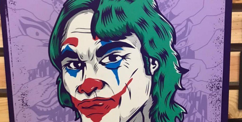 Foto de Conoce la Exposición CineArt de Cinemark sobre la Película del Joker