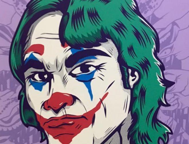 Fotos de Conoce la Exposición CineArt de Cinemark sobre la Película del Joker