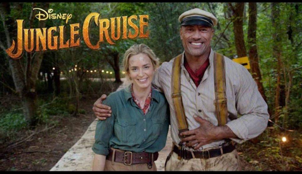 Foto de Fecha de estreno de Jungle Cruise con Dwayne Johnson y Emily Blunt