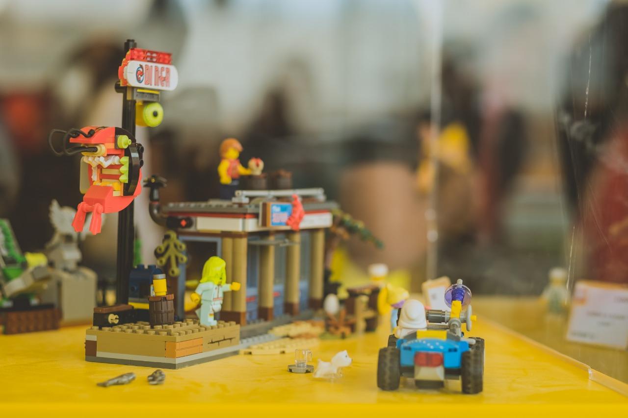 Foto de LEGO inauguró la tienda certificada más grande del país