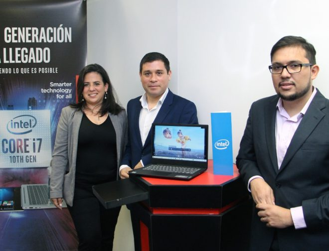 Fotos de Máxima velocidad: Lenovo Perú presenta su primer equipo con procesador de 10°ma Generación