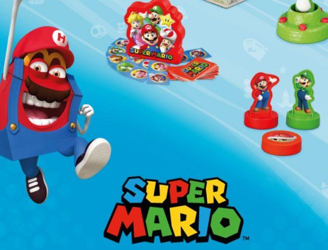 Fotos de Llegan Nuevas Figuras de Mario Bros a la Cajita Feliz de McDonald's