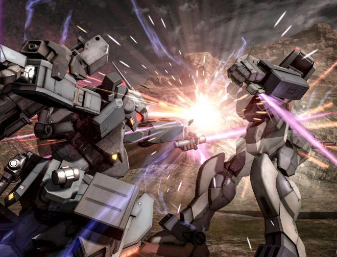 Fotos de Mobile Suit Gundam Battle Operation 2 ha sido lanzado en las Américas