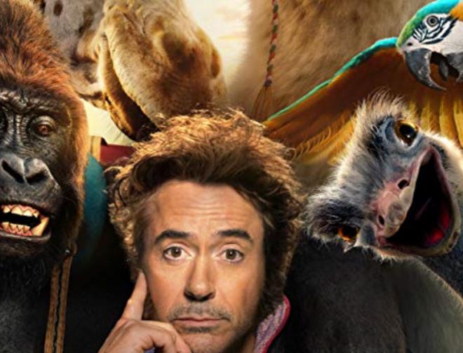 "Fotos de Sensacional Primer Tráiler de ""Dolittle"", Nueva Película de Robert Downey Jr."