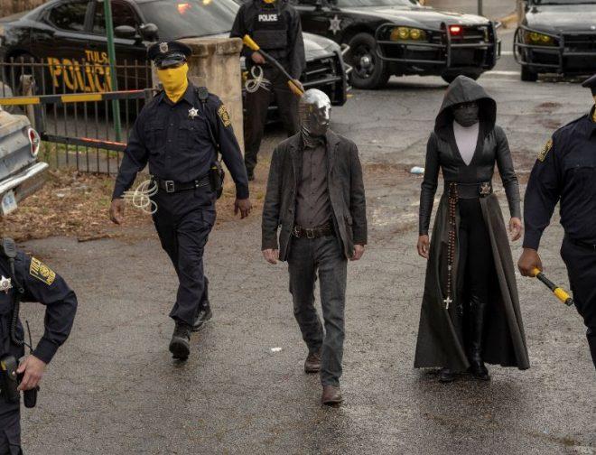 Fotos de Watchmen se Lleva la Mayoría de Nominaciones en los Premios Emmy