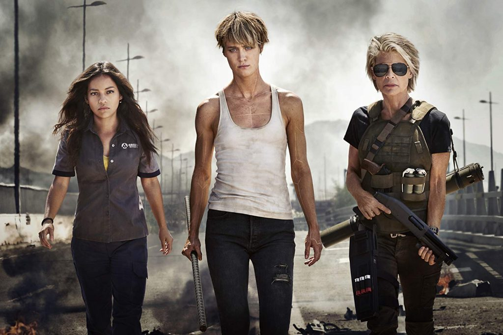 Foto de Excelente Nuevo Tráiler de Terminator: Destino Oculto