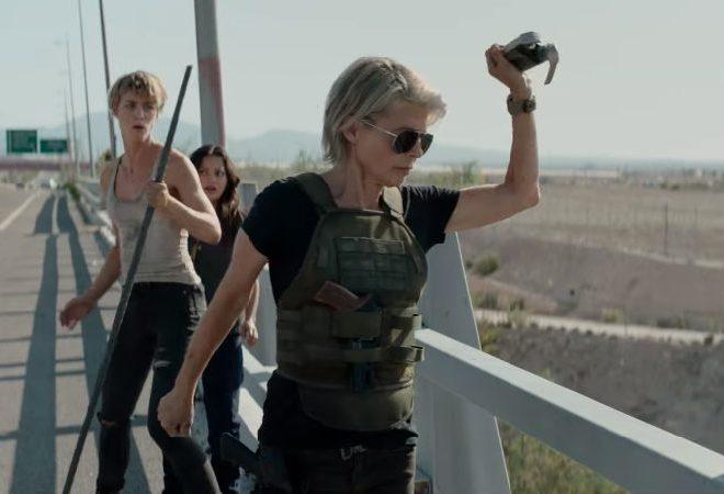 """Fotos de Linda Hamilton Regresa Como Sarah Connor en """"Terminator: Destino Oculto"""""""