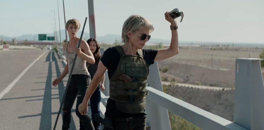 "Foto de Linda Hamilton Regresa Como Sarah Connor en ""Terminator: Destino Oculto"""