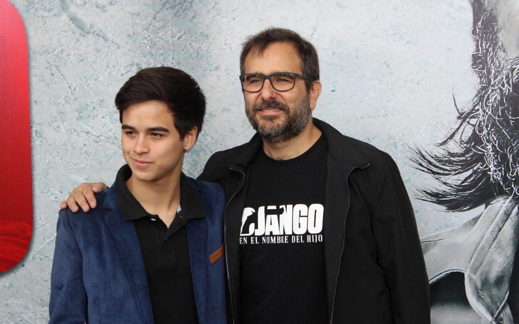 Foto de Entrevistas a Giovanni Ciccia y Brando Gallesi – Django, En el Nombre del Hijo