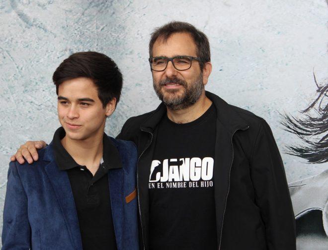 Fotos de Entrevistas a Giovanni Ciccia y Brando Gallesi – Django, En el Nombre del Hijo