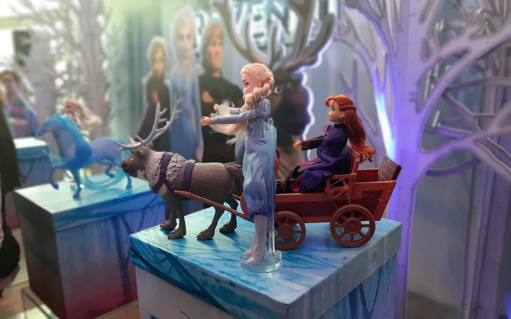 Foto de Lanzamiento de la nueva línea de juguetes de Frozen 2