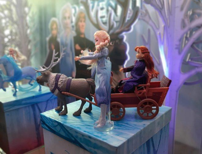 Fotos de Lanzamiento de la nueva línea de juguetes de Frozen 2