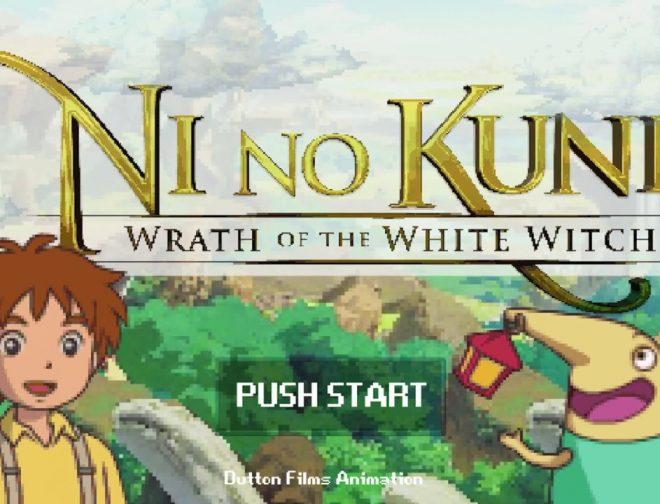 Fotos de Genial tráiler de historia en pixeles de Ni No Kuni: Wrath of the White Witch