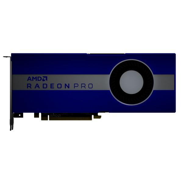 Foto de AMD lanza Radeon Pro W5700, la primera GPU de 7nm de  estación de trabajo profesional para PC del mundo