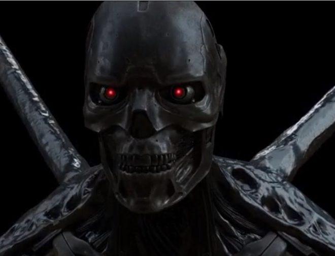 Fotos de Un vistazo al detrás de cámaras de la postproducción de Terminator: Dark Fate con  AMD
