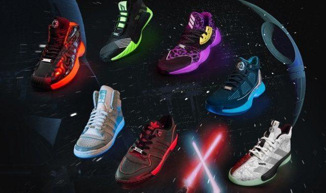 Fotos de Colección de Zapatillas Adidas x Star Wars por la llegada de El Ascenso De Skywalker