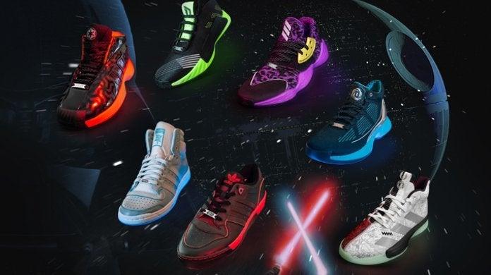 Foto de Colección de Zapatillas Adidas x Star Wars por la llegada de El Ascenso De Skywalker