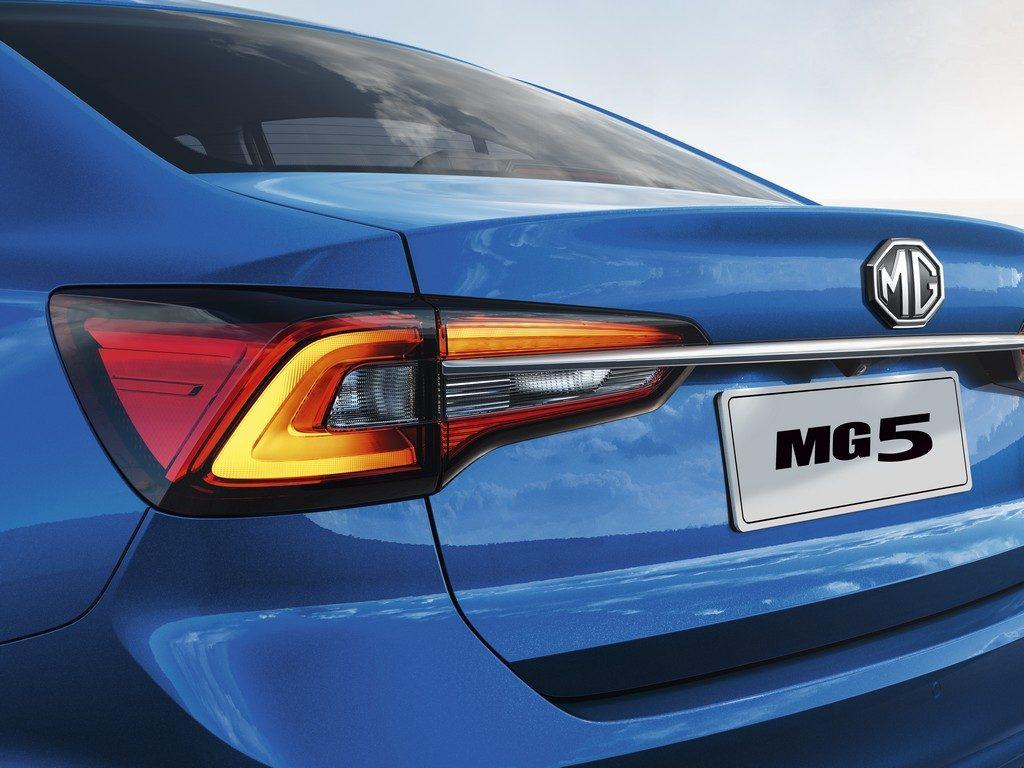 Foto de All New MG 5, el nuevo sedán de Morris Garages que entrega diseño, seguridad y tecnología