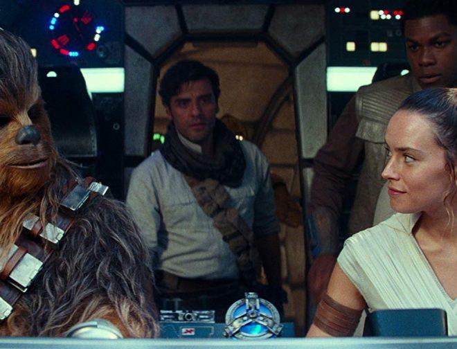 Fotos de Nuevos y Geniales Avances de Star Wars: El Ascenso de Skywalker
